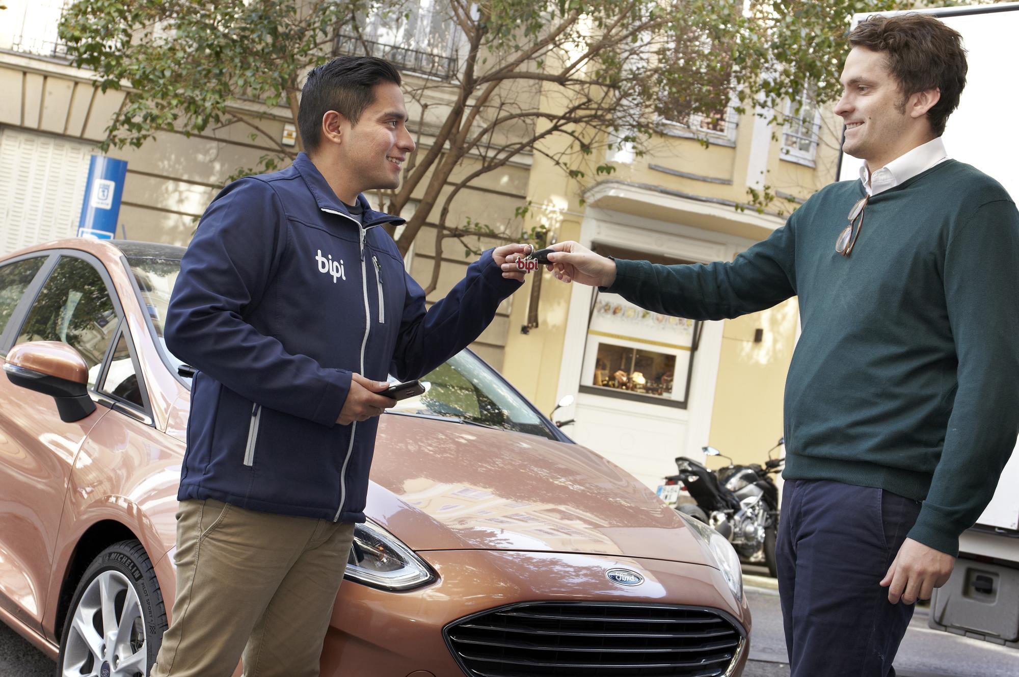 Ford y Bipi te llevan un Fiesta a casa para probarlo 24h