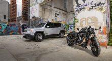 Harley Davidson y Jeep colaborarán también en 2018