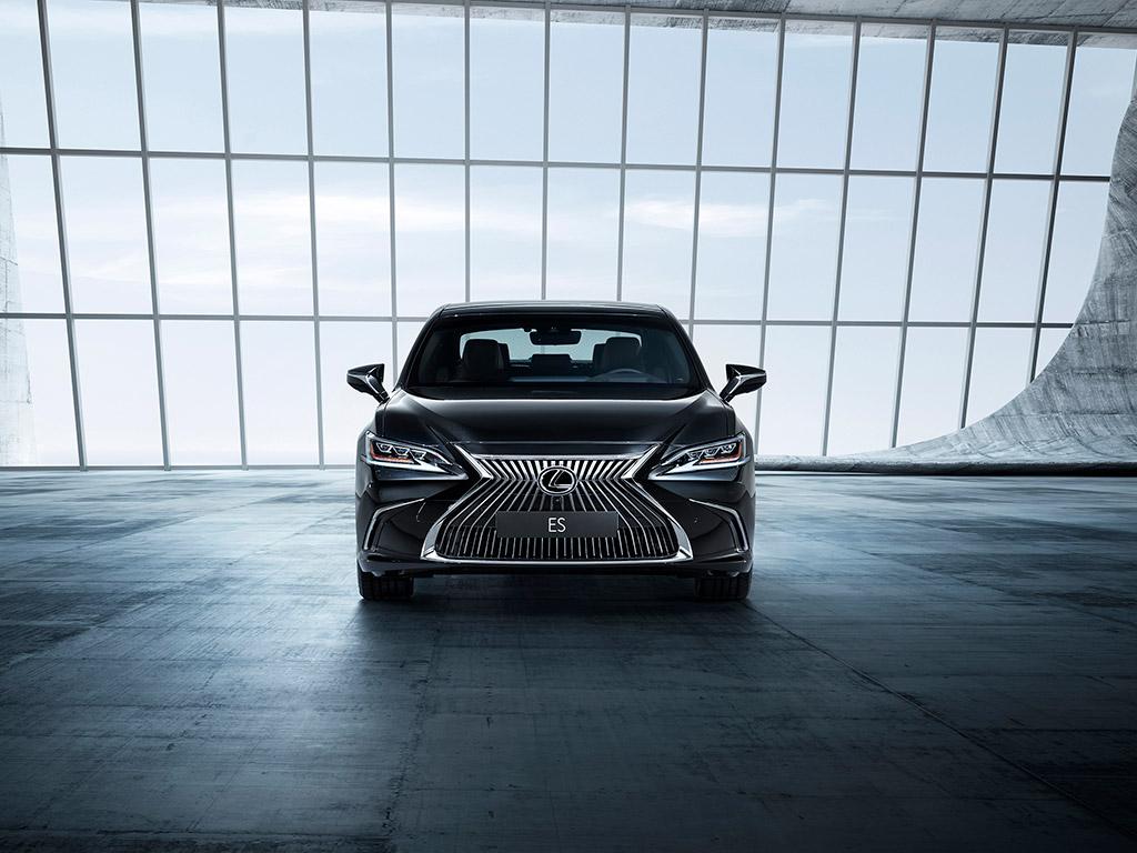 Lexus presenta 3 novedades en Madrid Auto 2018