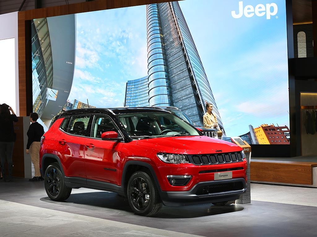 Nuevas Ediciones Jeep Compass