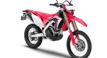 Honda anuncia su gama OffRoad para 2019