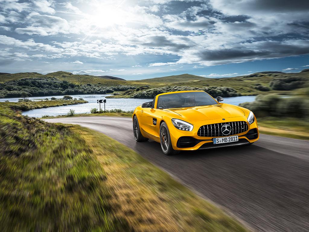 Mercedes-Benz AMG Roadster