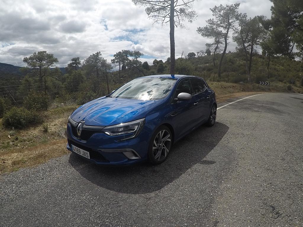 Renault Megane Sport GT, soplo de aire fresco