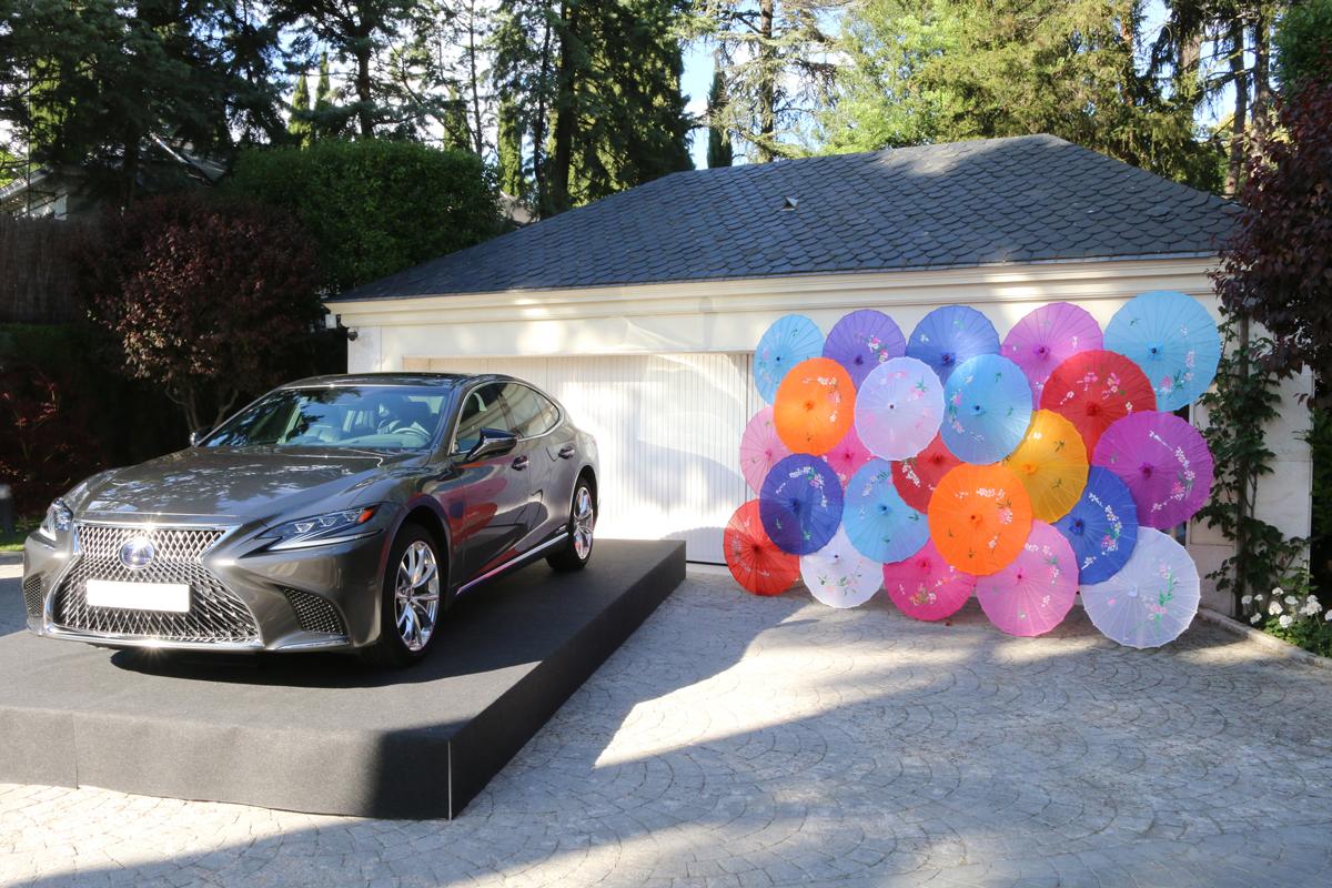 Lexus patrocina Los Premios de la Gastronomía Japonesa