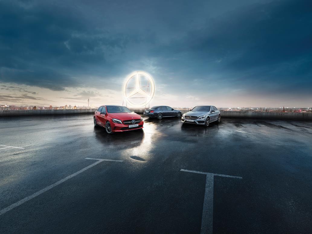 Mercedes-Benz en el Salón de la ocasión de Madrid