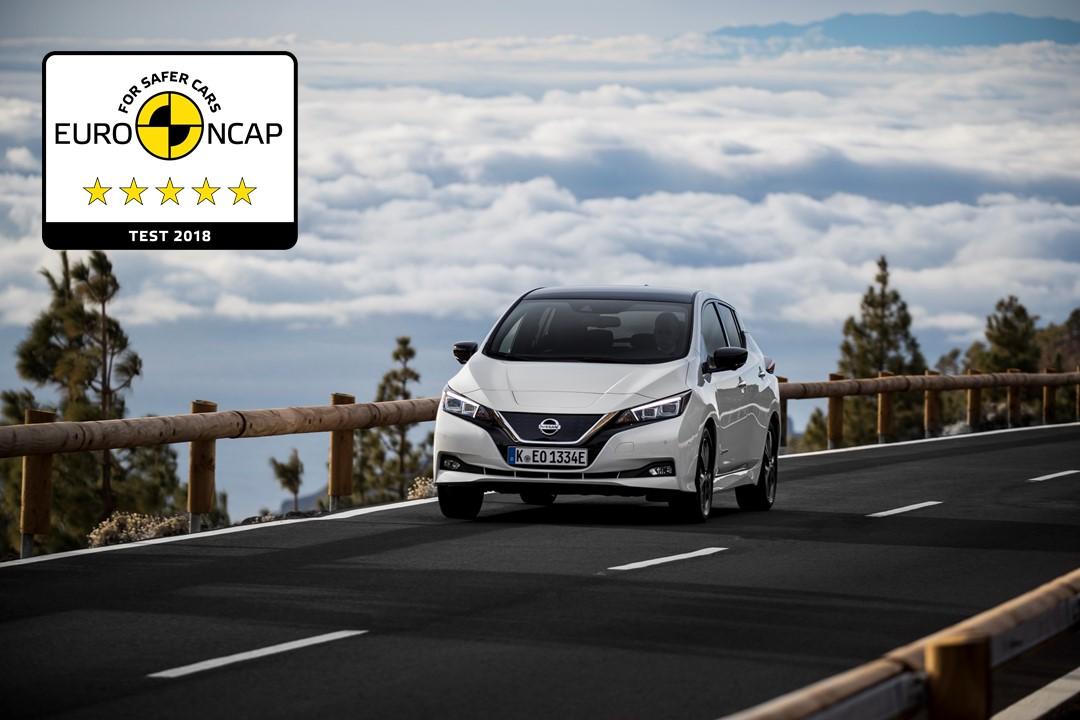 Nissan LEAF, primer eléctrico mejor valorado por los internautas