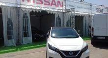 Nissan presenta sus nuevos eléctricos en ECOMOV
