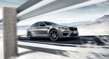 Nuevo BMW M5 Competition