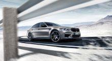 Nuevo BMW M5 Competition