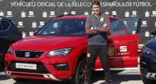 SEAT nuevo socio patrocinador de la Selección Española de Fútbol