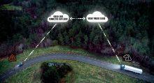 Volvo compartirá datos en tiempo real para ampliar el alcance de la tecnología de seguridad