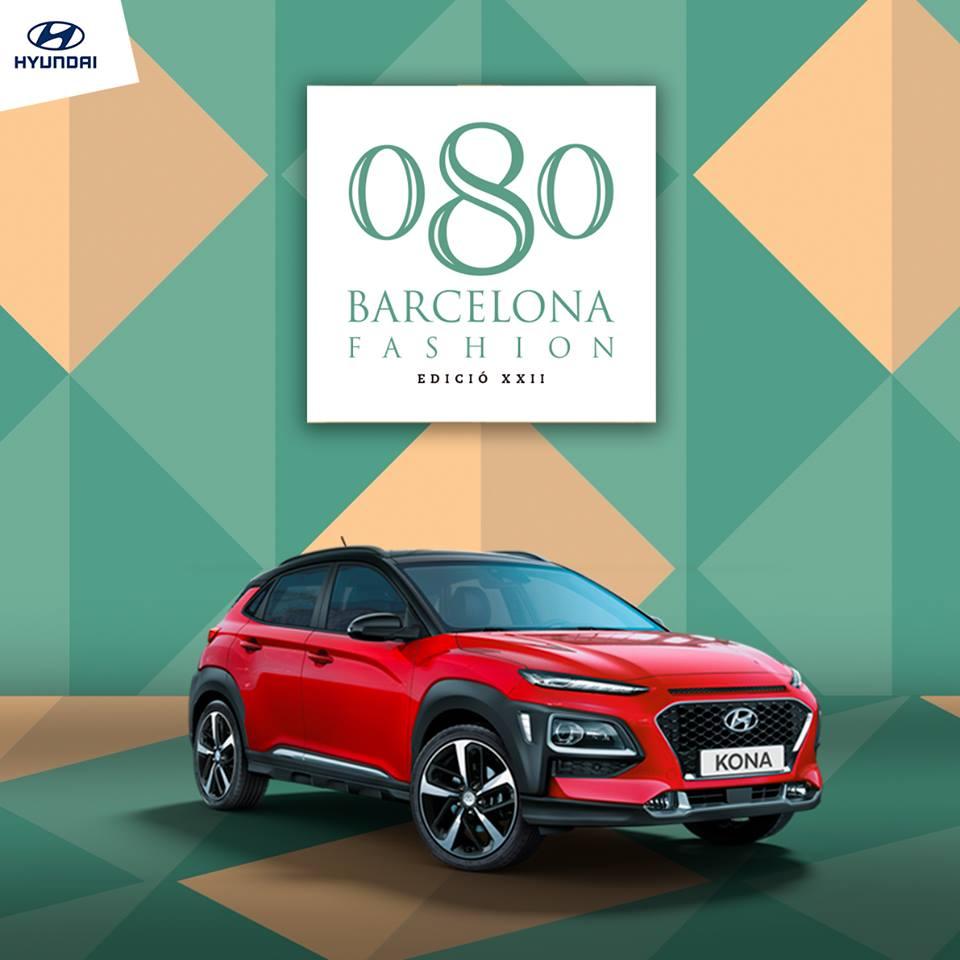 Hyundai patrocina 080 Barcelona Fashion