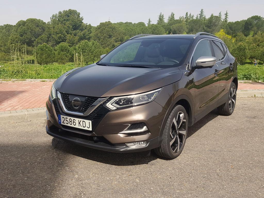 Nissan Qashqai, el más vendido