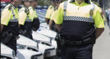 Toyota ha entregado esta mañana 100 unidades del Toyota Prius+ a la Guardia Urbana de Barcelona