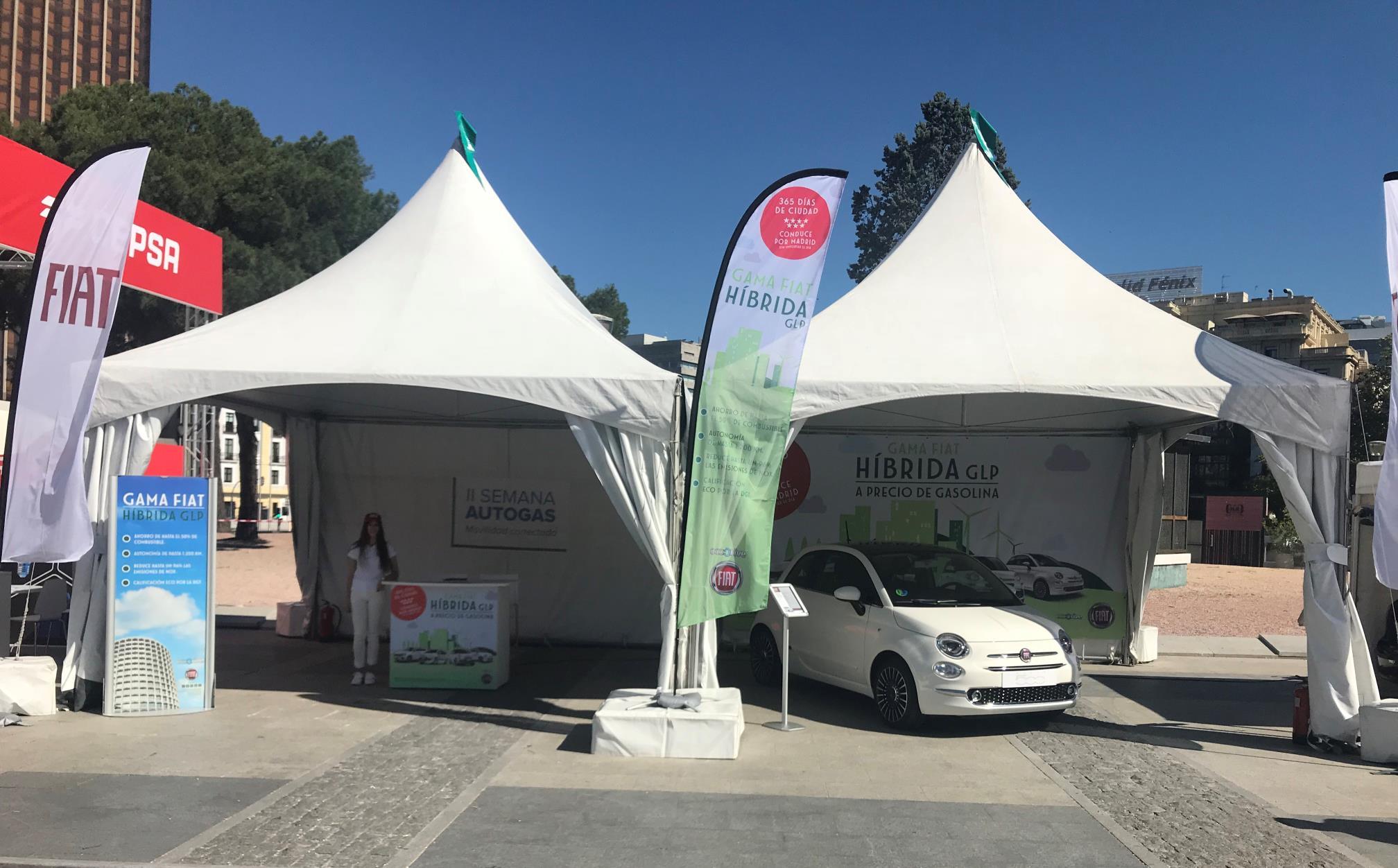 FIAT en la II Semana de Autogas
