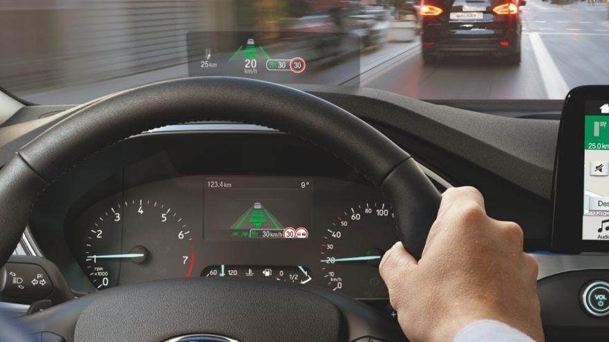 Tecnología de aviones para el nuevo Ford Focus