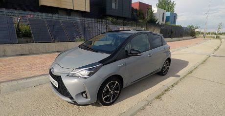 Toyota Yaris Híbrido, conquistando la ciudad