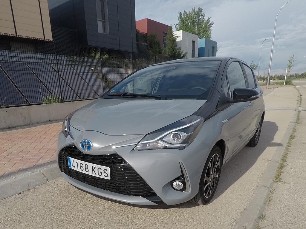Toyota Yaris, el híbrido más pequeño