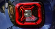 Nuevo Jeep Renegade 2019 en Turín