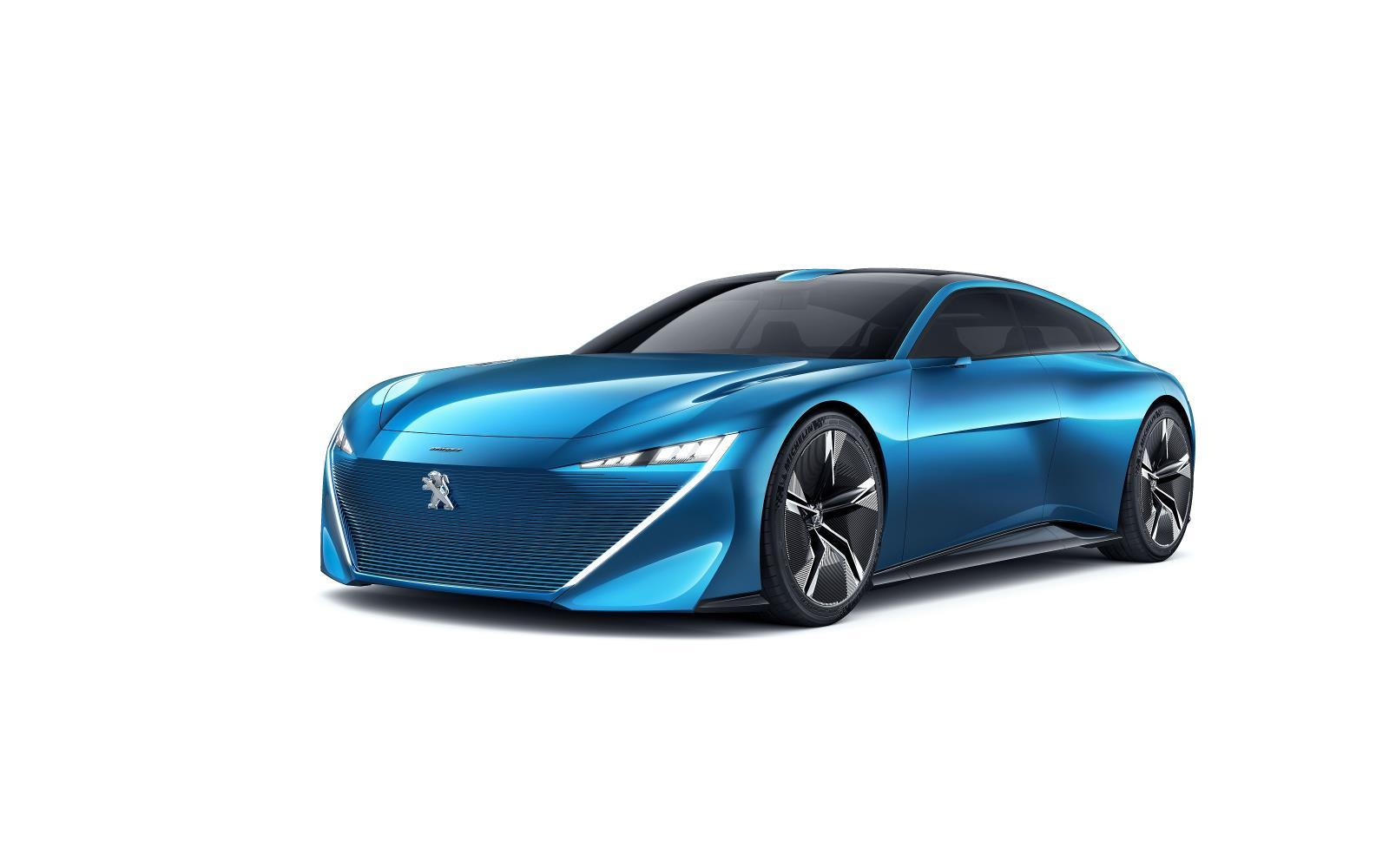 Peugeot 508 Concept