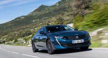 Nuevo Peugeot 508, berlina espectacular