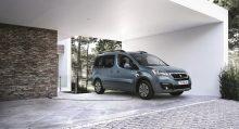 Peugeot única marca con 5 tipos de vehículos eléctricos