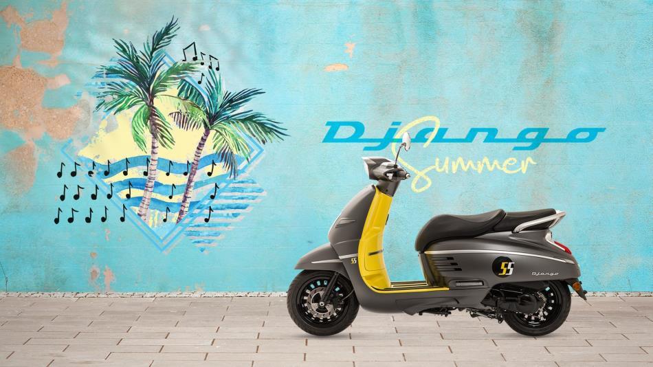 Peugeot Django Summer