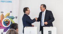 SEAT ha donado hoy 10 coches a la Consejería de Educación y Cultura del Principado de Asturias