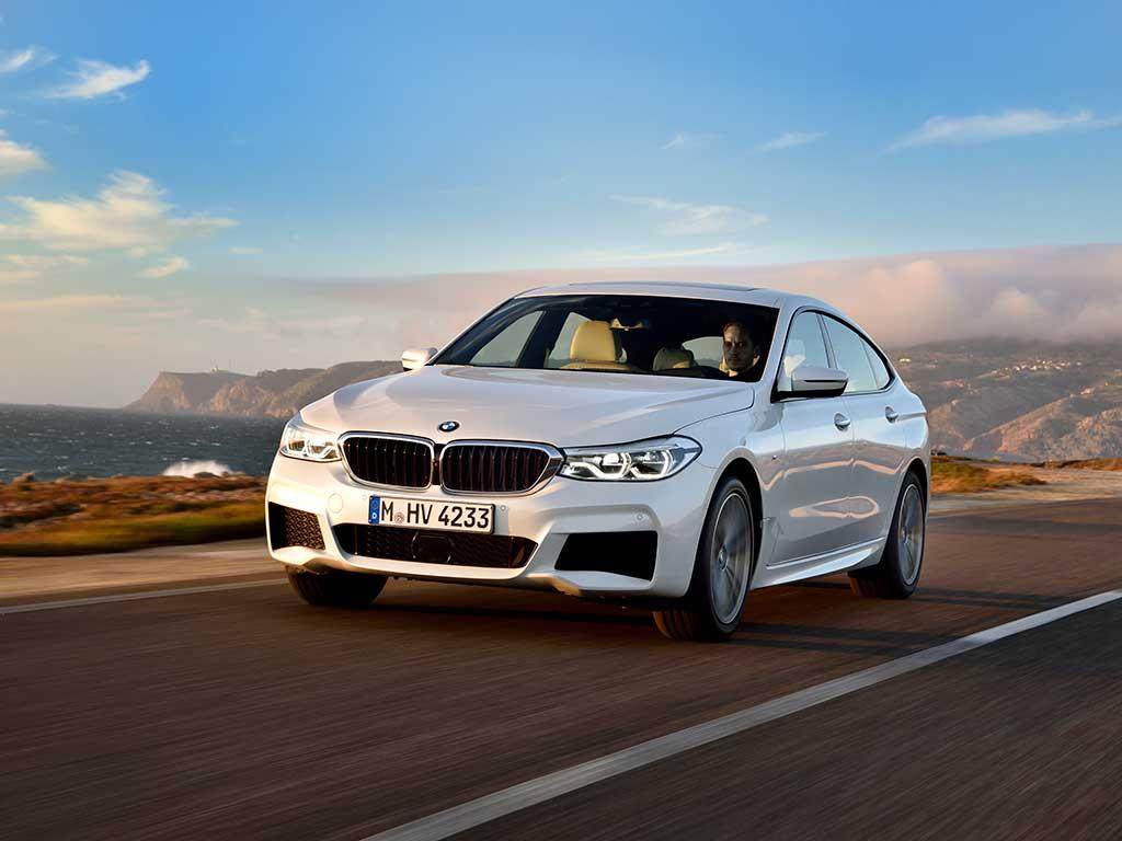 BMW Serie 6 Gran Turismo. Nuevos motores