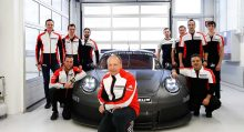 Así se construye un Porsche 911 RSR