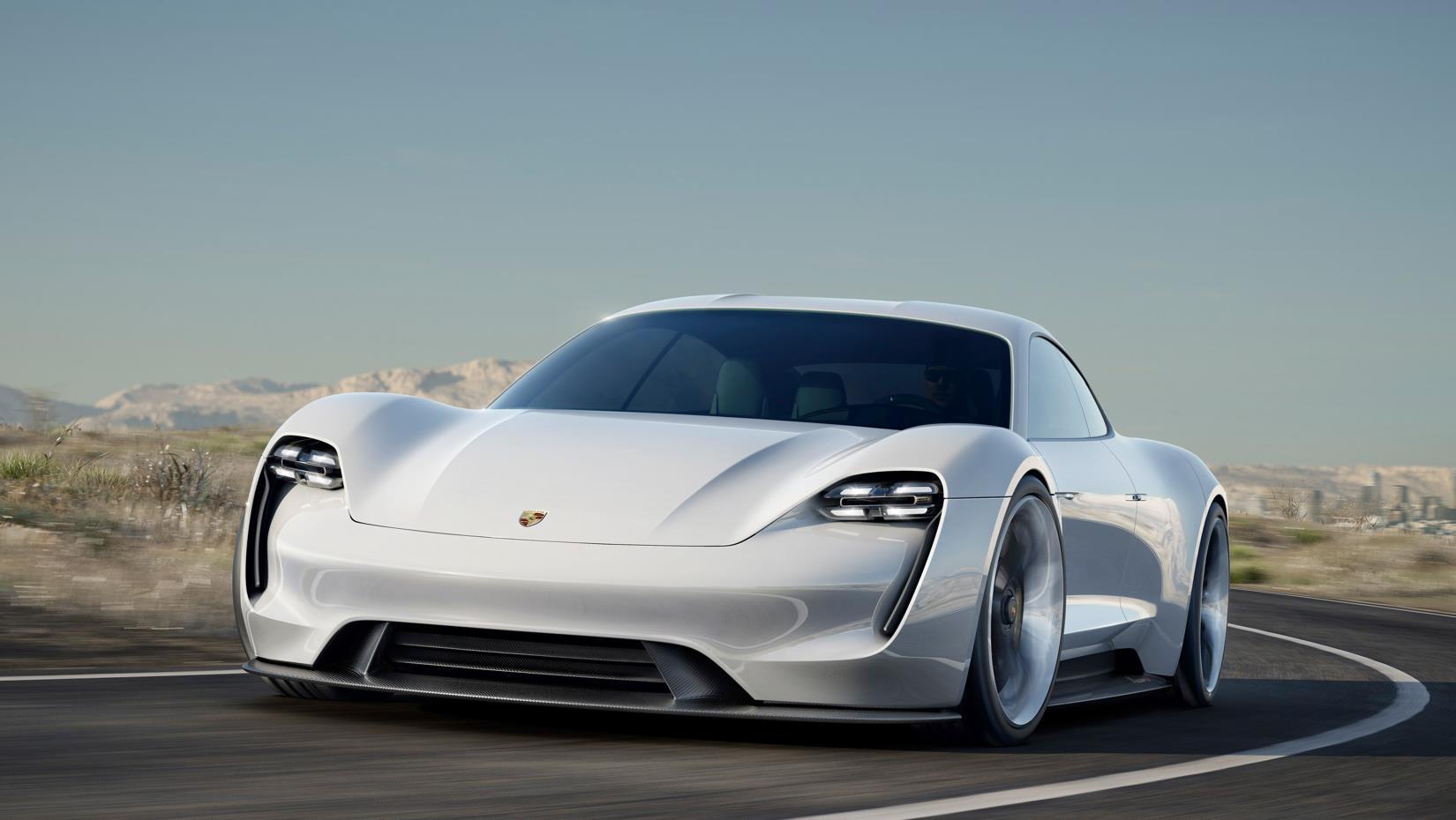 Porsche Taycan el nuevo Mission E