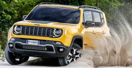 Lo último de Jeep se llama Renegade