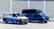 Mercedes-Benz eVito y eSprinter