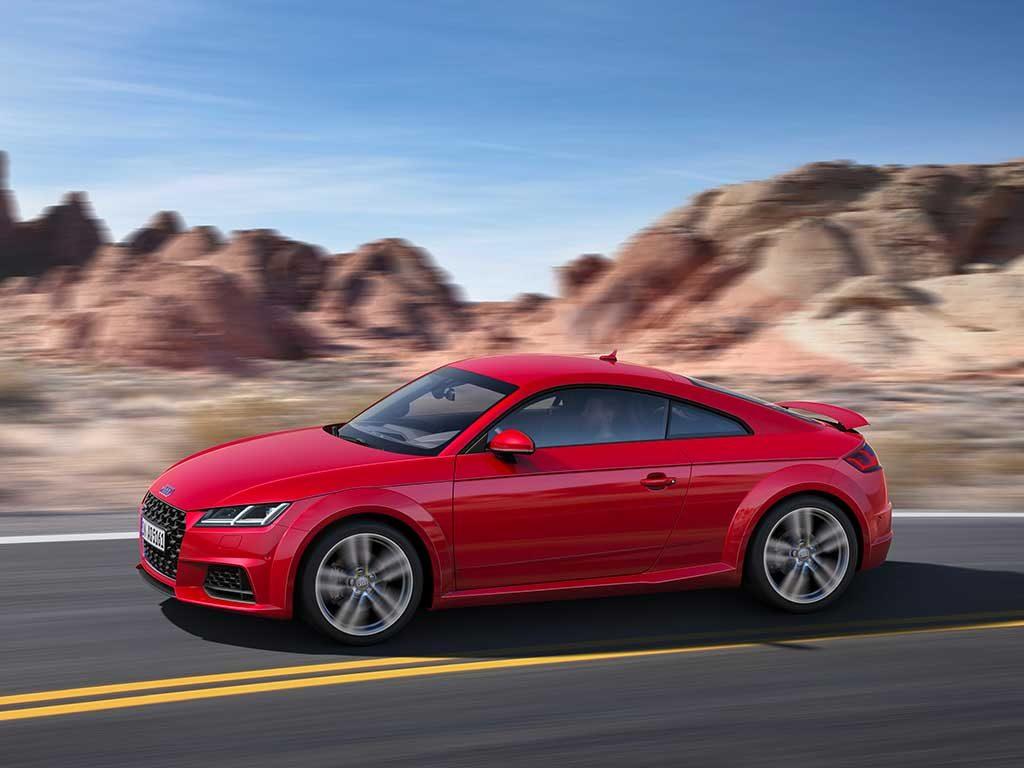 Audi TT, totalmente renovado