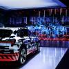 AUDI e-Tron Prototype en la Royal Danish Playhouse de Copenhague