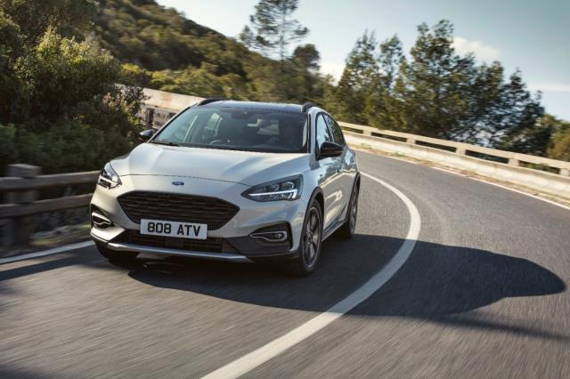 5 Estrellas Euro NCAP para el nuevo Ford Focus