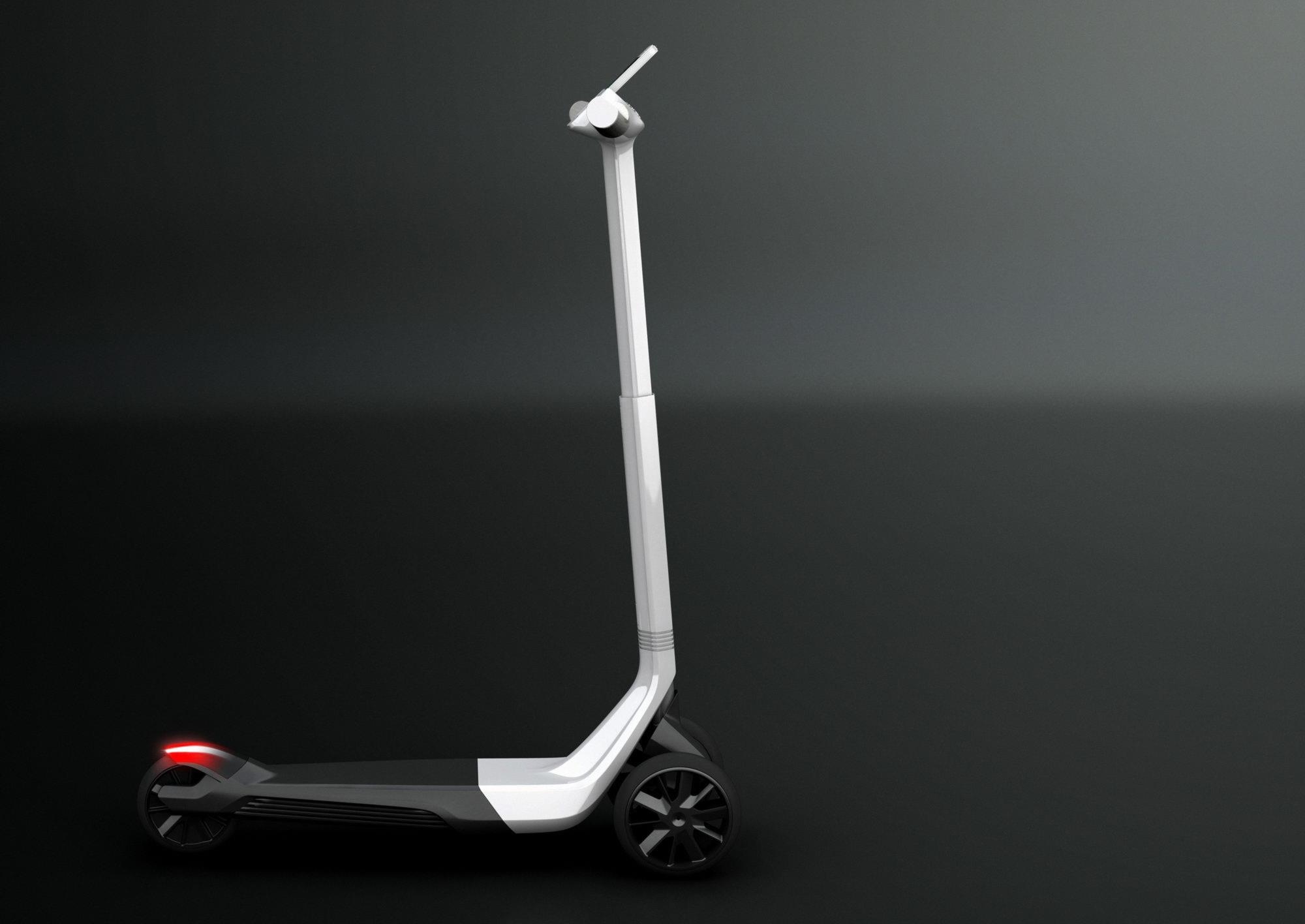 Peugeot Scooter Electric