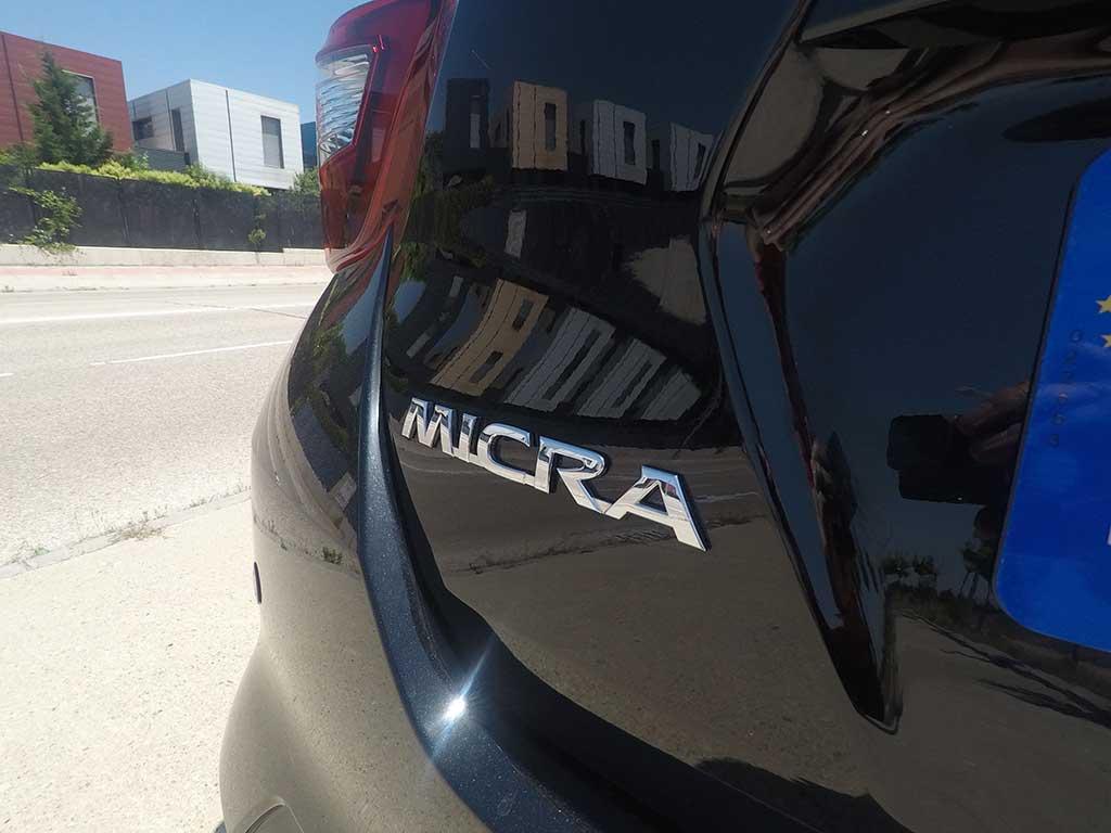 Nissan Micra, pequeño pero matón