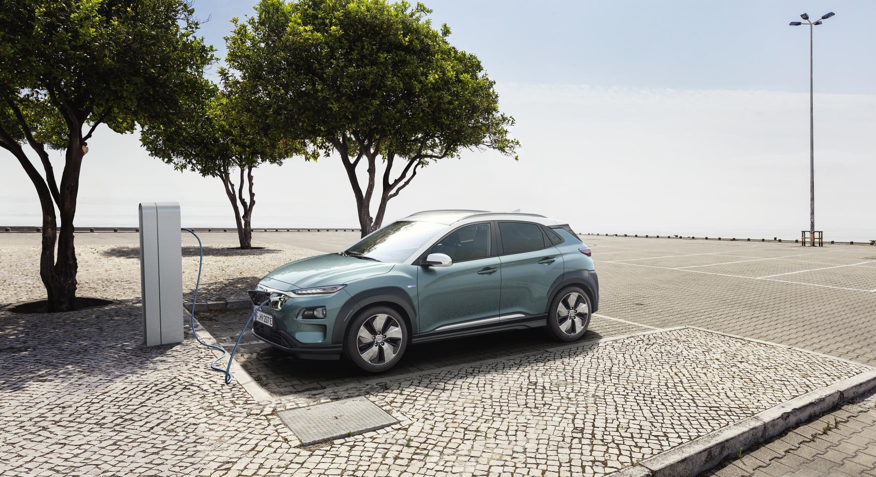 Hyundai se electrifica en 2018