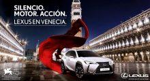 Lexus patrocinador del Festival de Venecia