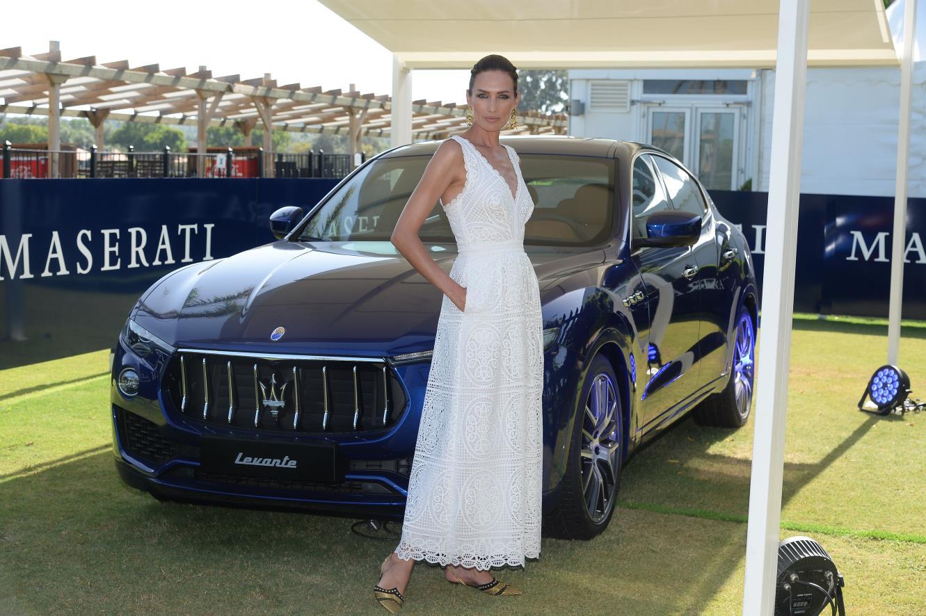 Maserati Coche Oficial y Patrocinador de la Copa de Oro del Torneo Internacional de Polo del Santa Maria Polo Club