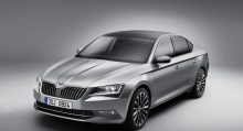 ŠKODA SUPERB premiado con el Auto Test Winner 2018
