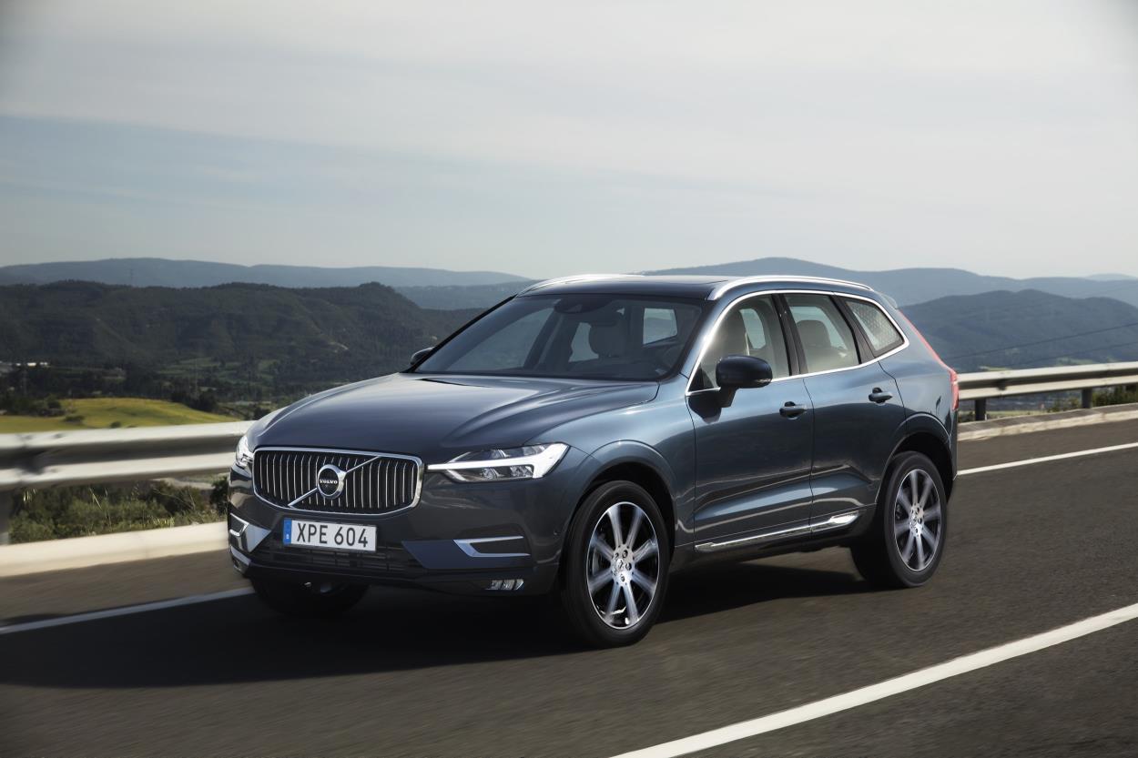 Volvo Car Mobility presenta M