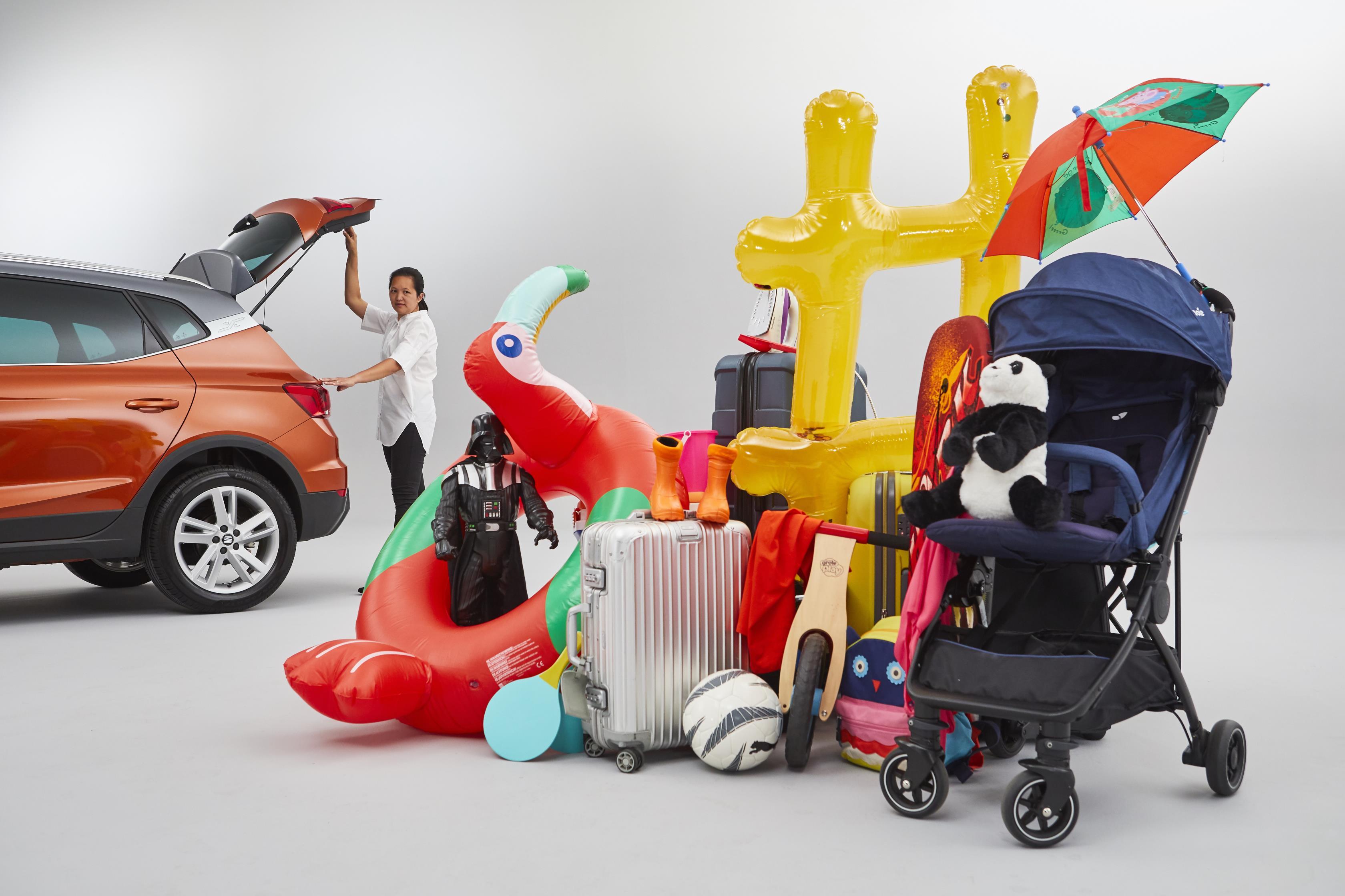 Como llenar el maletero para tus vacaciones