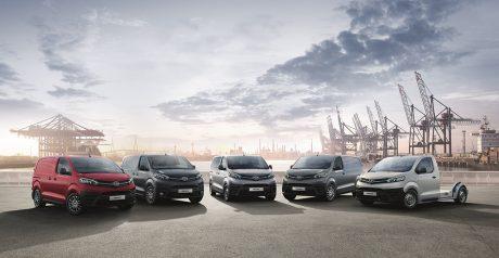 Toyota PROACE, el familiar para todo