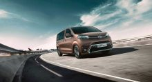Toyota PROACE Nueva gama 2019