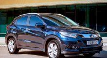 Honda muestra el nuevo HR-V