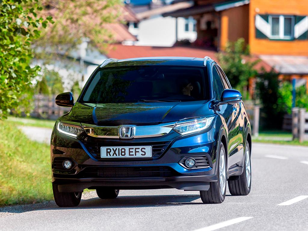 3 modelos de Honda entre los más vendidos de 2018