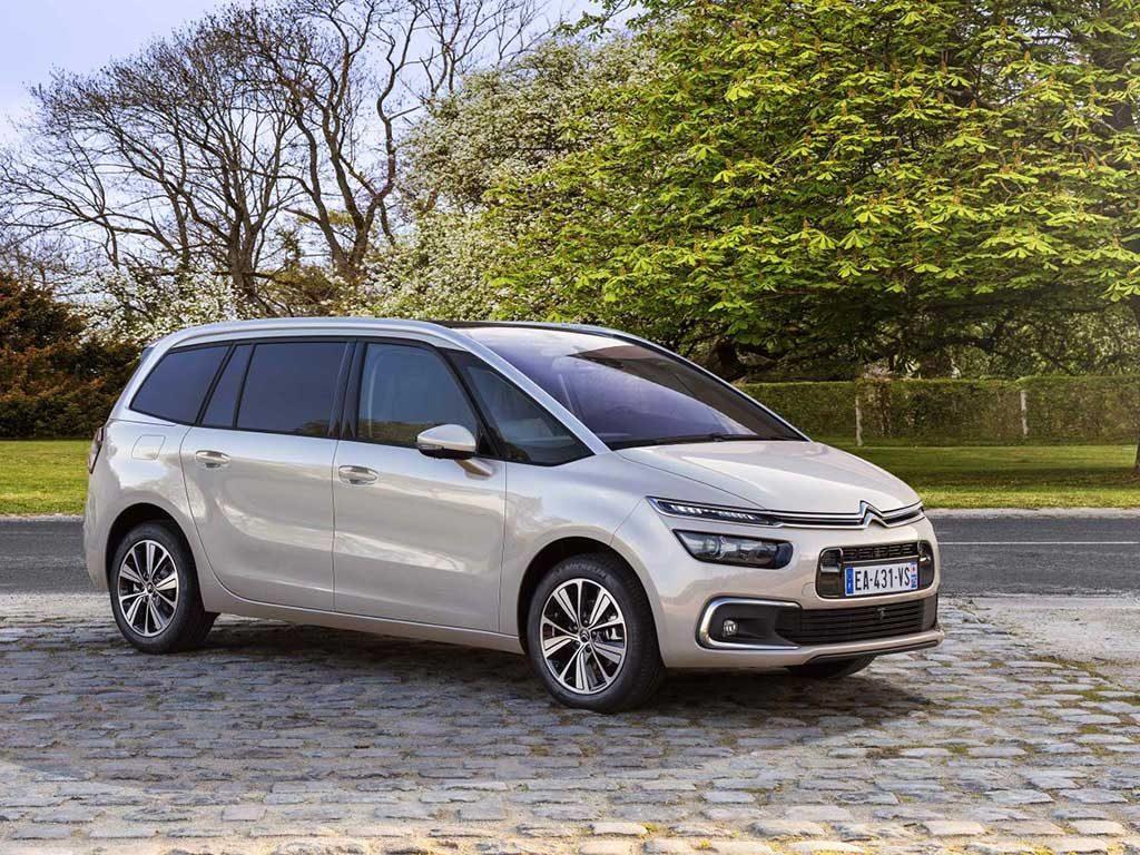 Citroën C4 Spacetourer, más comodidad