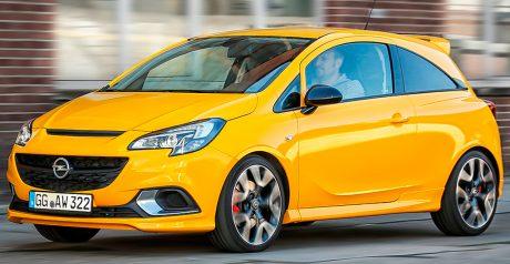 Opel Corsa GSi, radicalmente pequeño